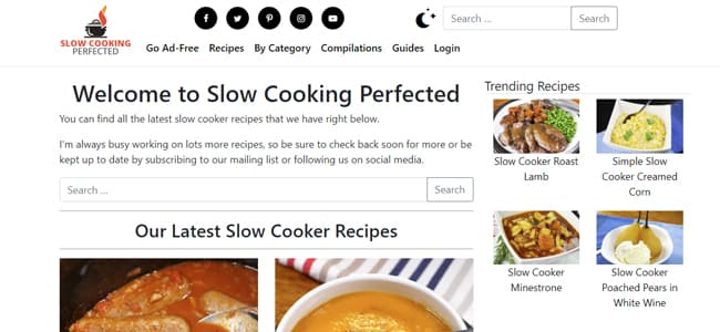 Slow Cooking Perfected